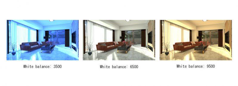 White Balance/ ホワイトバランス
