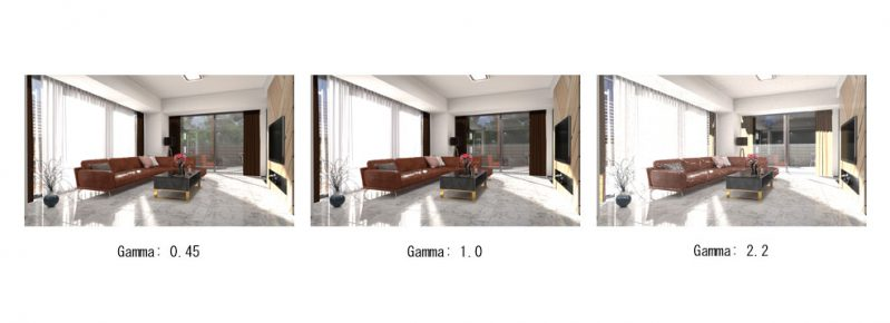 Texture Gamma/ テクスチャガンマ