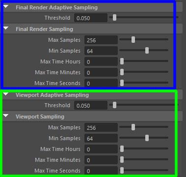 Adaptive Sampling