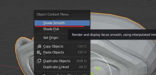 Shade Smooth